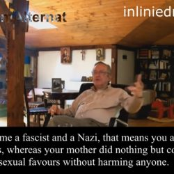 Olavo de Carvalho on Leftist insults, fascism and the revolutionary language